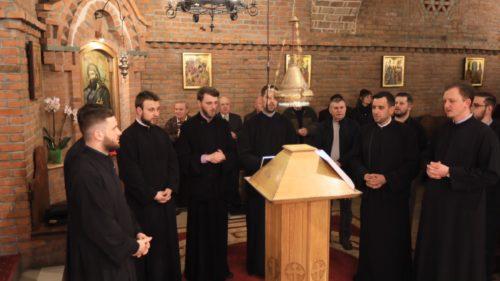 Denia celor 12 Evanghelii, la Catedrala Episcopală din Baia Mare