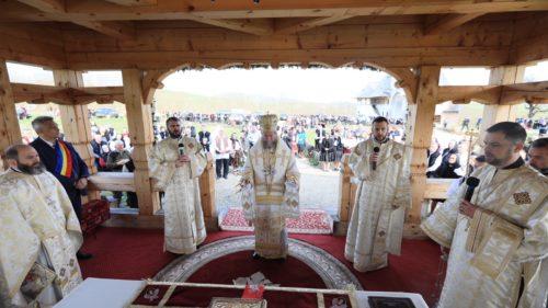 Hramul Mănăstirii maramureșene Ieud