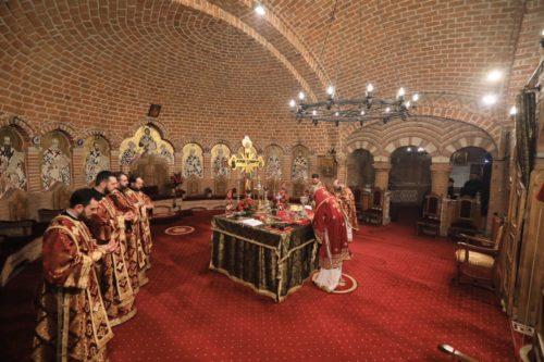 Liturghia din Joia Mare, la Catedrala Episcopală din Baia Mare