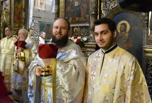 Prima zi de Paști, la Catedrala Mitropolitană din Cluj-Napoca