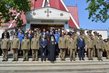Biserica militară din Cluj-Napoca, resfințită de IPS Andrei