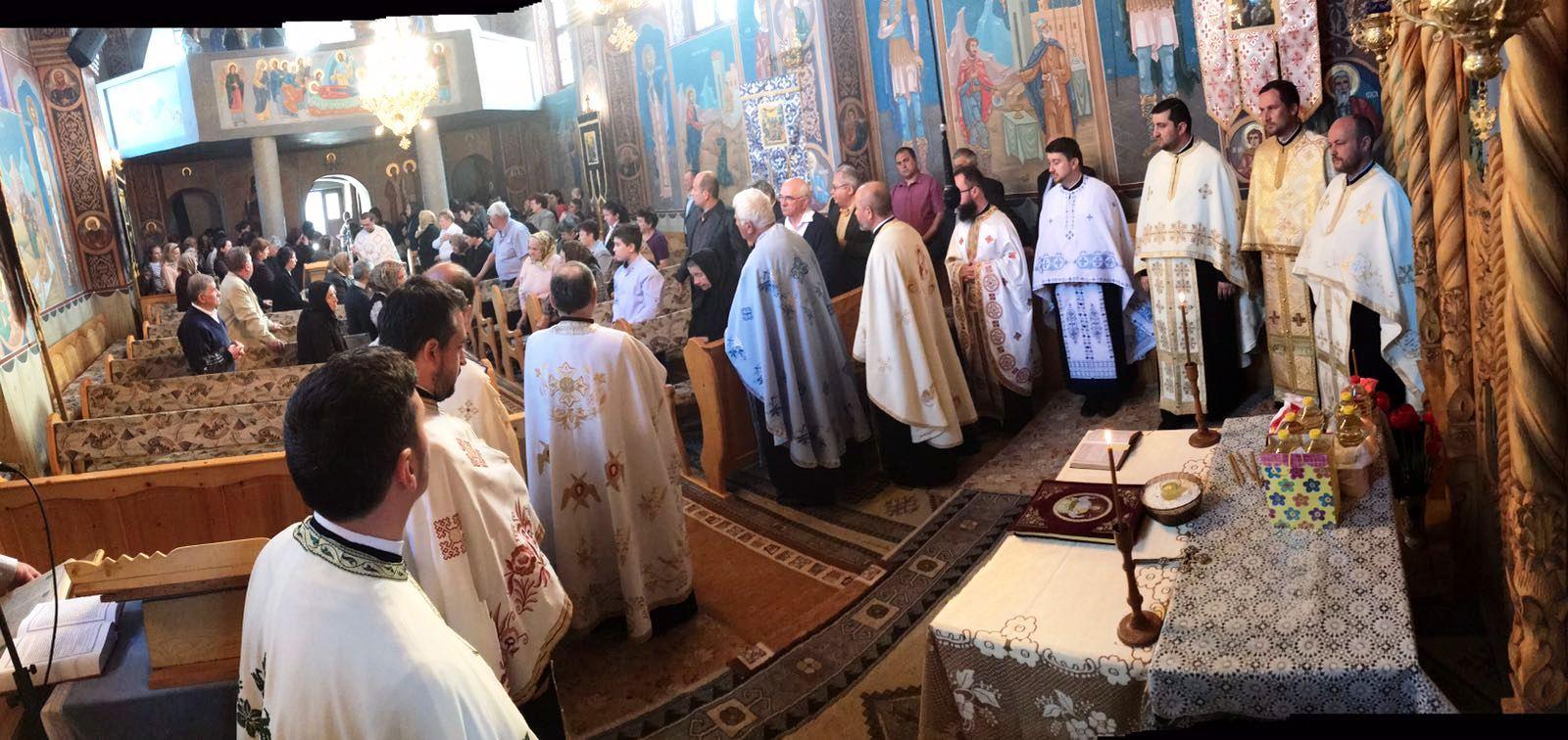Femeia creştină şi rolul ei misionar, tema Cercului preoțesc Mocod, reunit la Săsarm