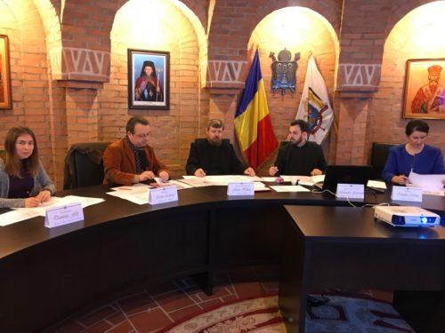 Evaluarea eparhială a Concursului Național Cultural Artistic: Unirea: libertate și unitate, în Episcopia Maramureșului și Sătmarului
