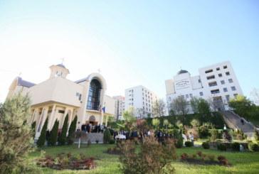"""Biserica """"Sfântul Apostol Toma"""" din Cluj-Napoca"""", resfințită de trei ierarhi"""