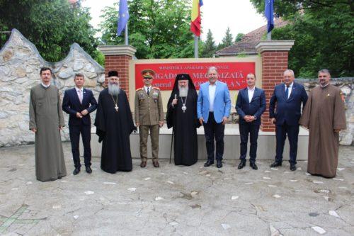 Piatra de temelie pentru un nou aşezământ social la Bistrța