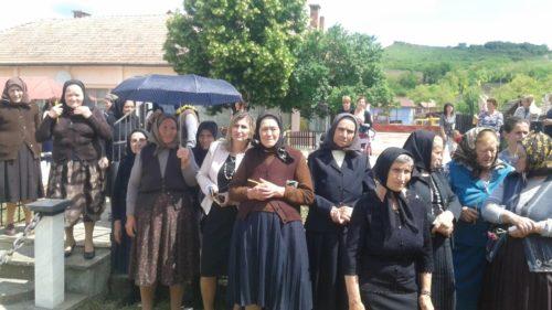 Ziua Eroilor, în parohia bistrițeană Miceștii de Câmpie