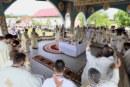 <span style='color:#B00000  ;font-size:14px;'> </span> <br> Târnosirea bisericii şi sfinţirea altarului de vară din Dragomireşti</p>