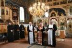 Cerc preoţesc la Mureşenii Bârgăului