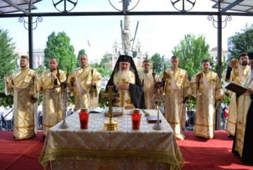 Mii de credincioși au participat și anul acesta la Procesiunea de Rusalii