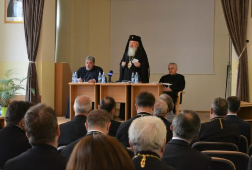 O nouă Adunare Eparhială a Arhiepiscopiei Clujului