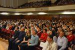 Clujenii au participat miercuri seara la un concert extraordinar de muzică folclorică și patriotică.