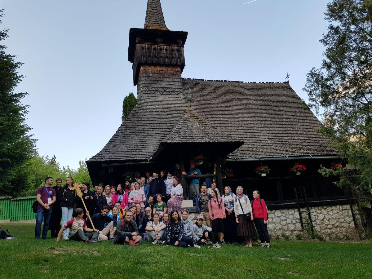 Pelerinaj A.S.C.O.R. Cluj pe jos de la Mănăstirea Cetățuia – Negru Vodă la Schitul Dragoslavele