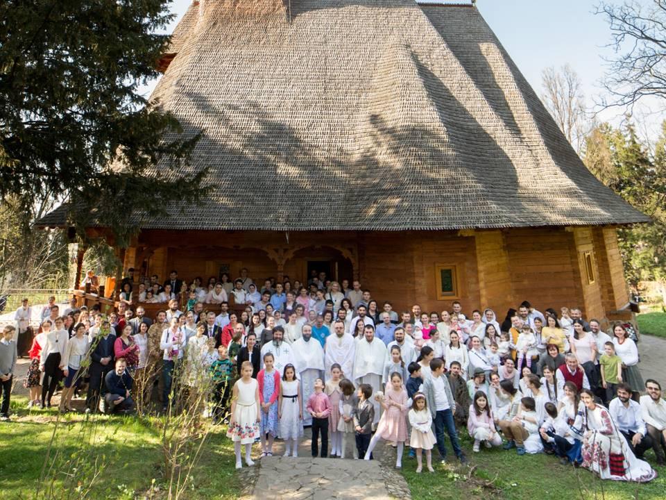 Hramul Bisericii Studenţilor – Spectacol dedicat hramului, Marii Uniri şi Zilei Regelui.