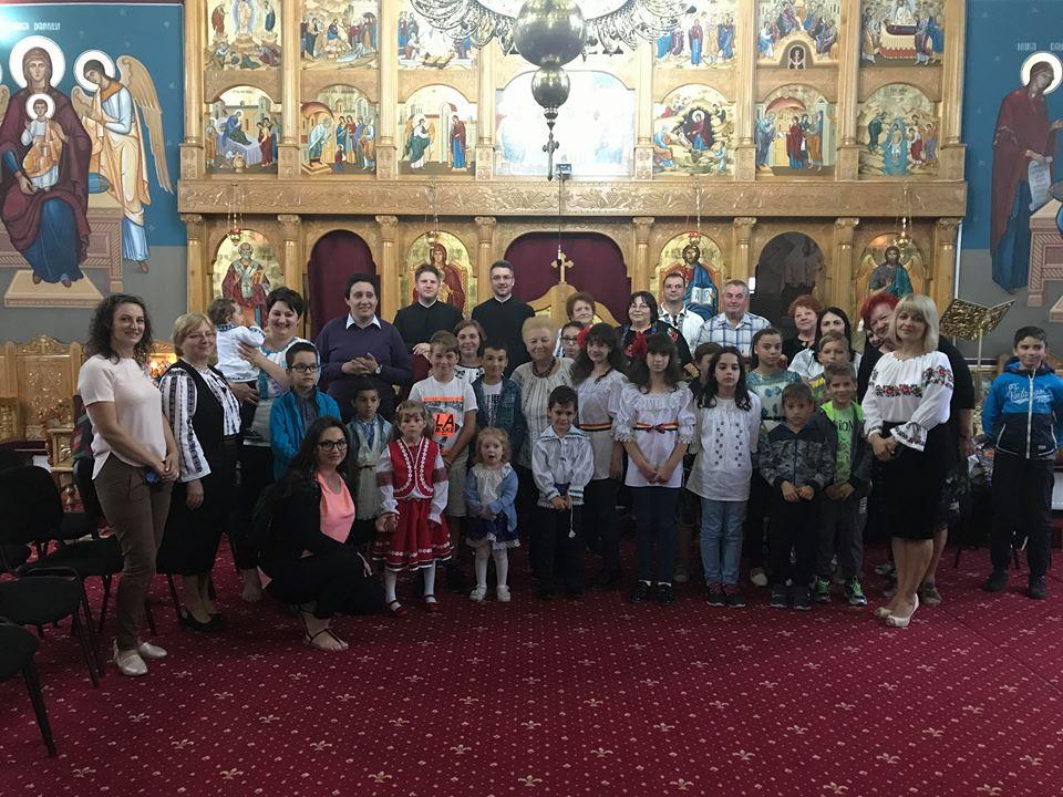 """Ziua Universală a IEI, sărbătorită în Parohia Ortodoxă """"Sfânta Treime"""" din Bistrița"""