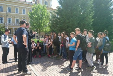 """Istoria ortodoxiei din Cluj-Napoca, prezentata elevilor Colegiului Național """"George Barițiu"""""""
