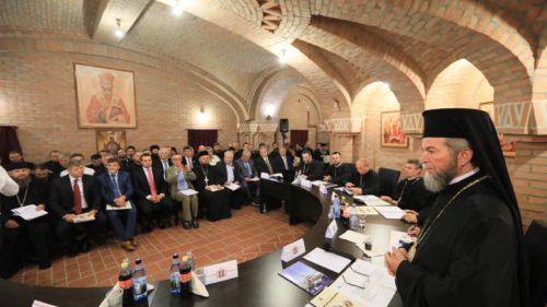 Constituirea Adunării Eparhiale şi ziua onomastică a Preasfinţitului Părinte Episcop Iustin