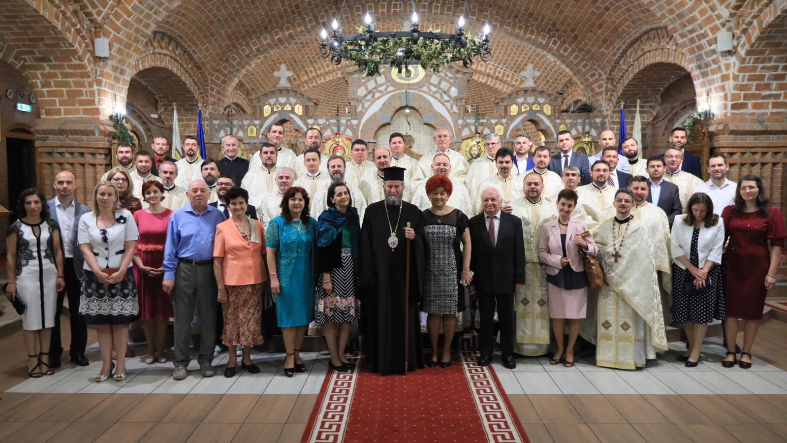 Întâlnire după 20 de ani de la terminarea Seminarului băimărean
