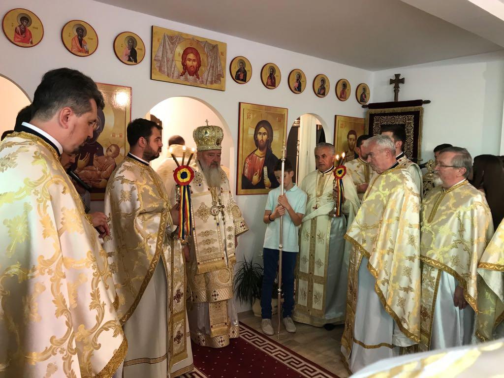 """Parohia clujeană """"Sfântul Iustin Martirul și Filosoful"""", în sărbătoare"""