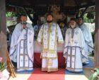 Liturghie Arhierească în Parohia Ciocmani