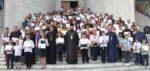 Preasfinţitul Părinte Episcop Petroniu a premiat elevii și profesorii din Episcopia Sălajului