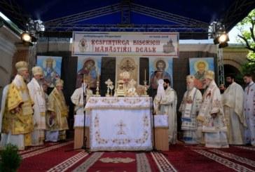 Înaltpresfințitul Părinte Andrei, prezent la resfințirea Mănăstirii Dealu din Arhiepiscopia Târgoviștei