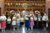 """Un eveniment dedicat elevilor silitori a avut loc astăzi la Parohia """"Nașterea Domnului""""din Cluj-Napoca"""