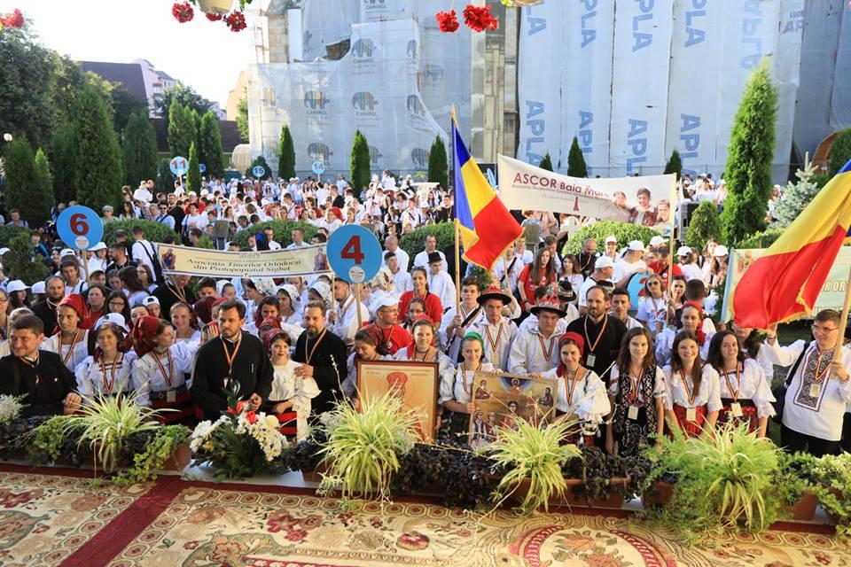 Întâlnirea Tinerilor din Județul Bistrița-Năsăud, 26 iulie 2018