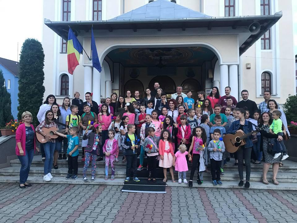 """Prietenie și Credință"" la Biserica Ortodoxă ""Sfânta Treime"" din Bistrița"
