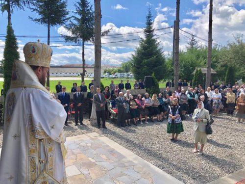 Hramul bisericii poliţiştilor de frontieră Sighet