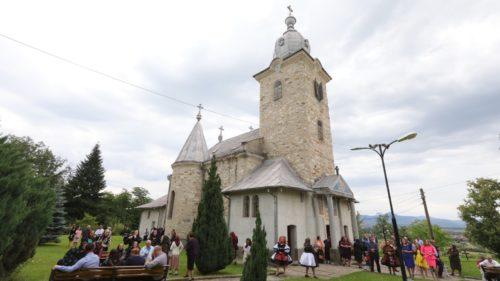 Hramul Mănăstirii Bixad