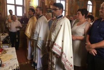 <span style='color:#B00000  ;font-size:14px;'> </span> <br> Credincioșii parohiei Sălișca și-au primit noul păstor sufletesc</p>
