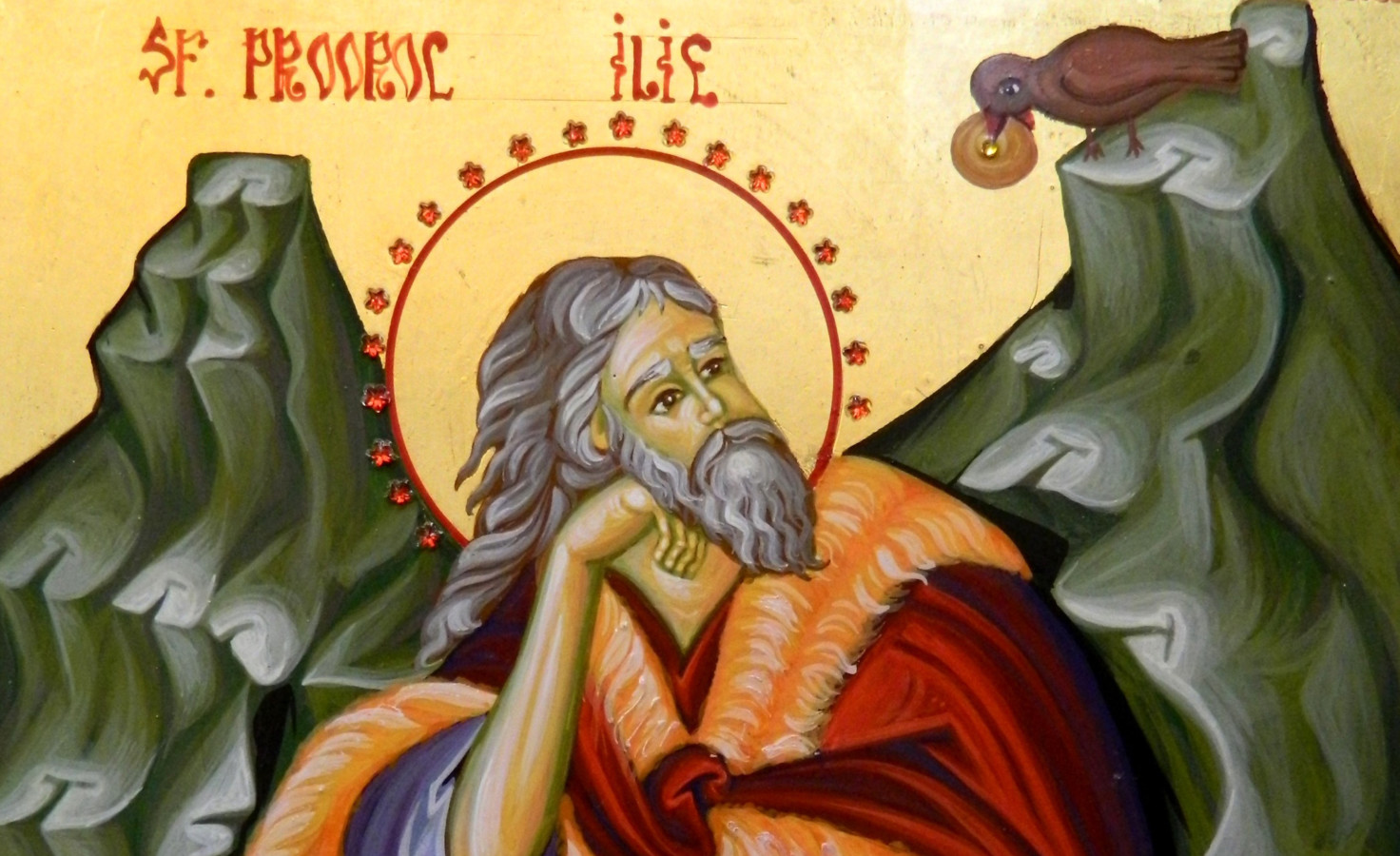 Agenda ierarhilor din Mitropolia Clujului, la sărbătoarea Sfântului prooroc Ilie Tesviteanul
