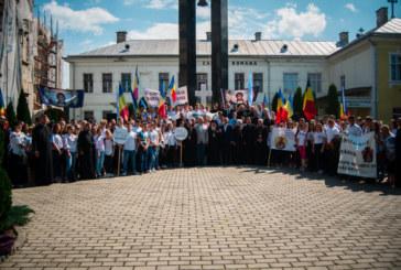 Tineri uniți în credință la Întâlnirea Tinerilor Ortodocși, Bistrița