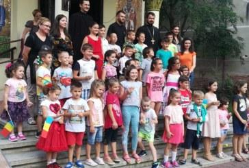 """<span style='color:#B00000  ;font-size:14px;'> </span> <br> Școala de vară """"Bucuriile Credinței"""", la Cluj</p>"""