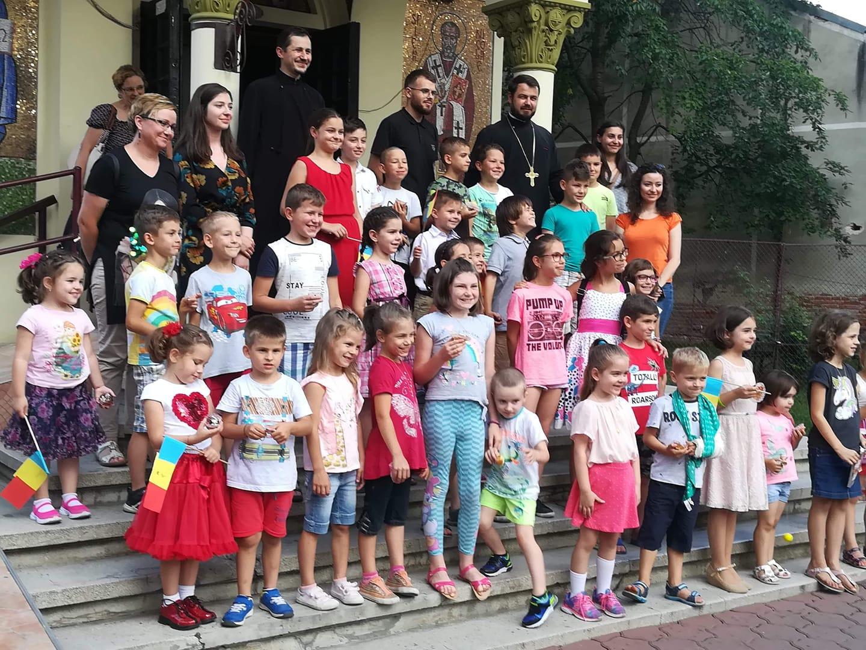 """Școala de vară """"Bucuriile Credinței"""", la Cluj"""