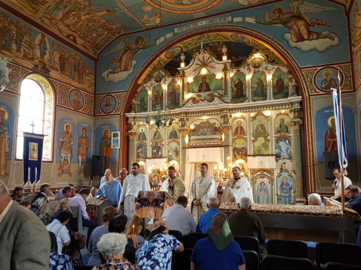Cerc pastoral la Negrilești