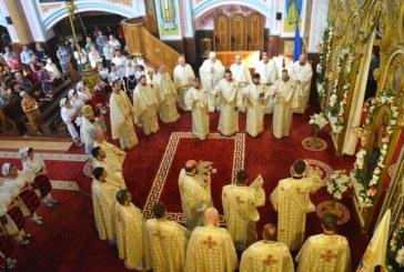 Târnosirea Catedralei istorice din Baia Mare