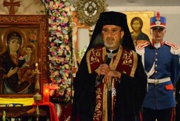 """Preasfinţitul Qais, către credincioșii prezenți la Nicula: """"Să ne purtați în rugăciunile voastre, în special în fața Maicii Domnului, să fie pace în Siria"""""""