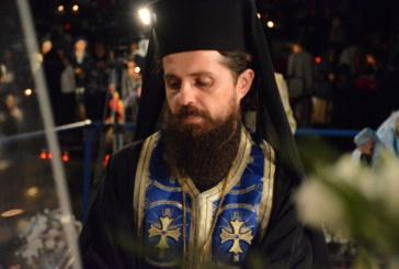 """Părintele arhim.  Benedict Vesa: """"Maica Domnului este Maica Bisericii. De aceea ați venit la Nicula, să o simțiți aproape!"""""""