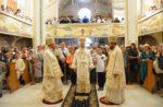 """Biserica """"Schimbarea la Față"""" din Cluj-Napoca, unică în spaţiul ortodox, sfințită de trei ierarhi"""