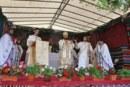 Liturghie Arhierească în Parohia Cerișa