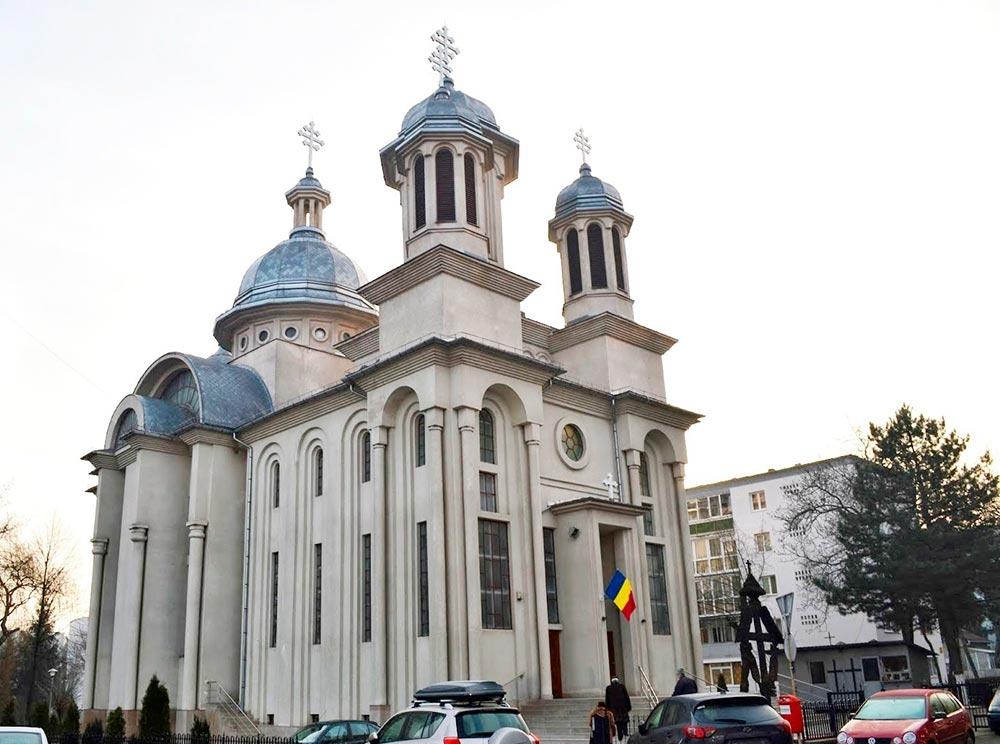"""Întâlnirea fiilor parohiei, la biserica """"Nașterea Domnului"""" din Cluj-Napoca"""