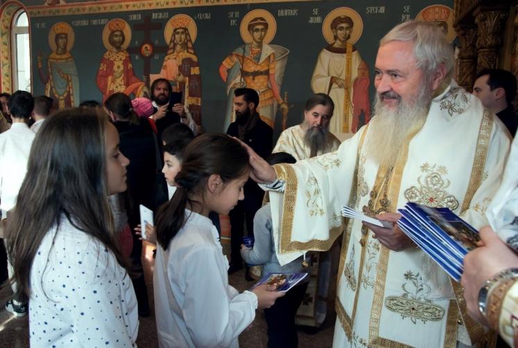 Mesajul IPS Arhiepiscop și Mitropolit Andrei, la începutul noului an școlar