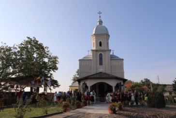 Sfinţirea bisericii din Lechinţa, Protopopiatul Oaş