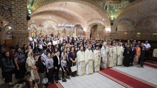 Început de an şcolar, la Seminarul Teologic din Baia Mare