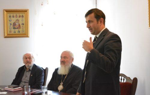 Întâlnirea preoţilor de slujire caritativă din Arhiepiscopia Vadului, Feleacului şi Clujului