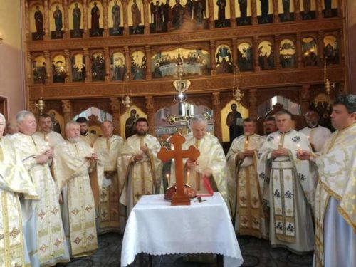 """Parohia """"Nașterea Domnului"""" din Cluj-Napoca, în sărbătoare"""
