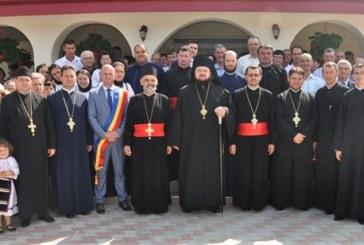 Liturghie Arhierească în Parohia Surduc, județul Sălaj
