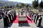 Binecuvântarea capelei de cimitir din Firiza, Baia Mare