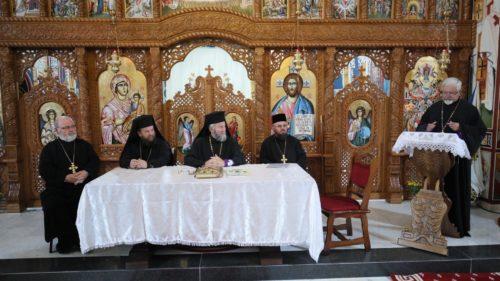 Adunare eparhială în Episcopia Maramureșului și Sătmarului pentru cinstirea Marii Uniri